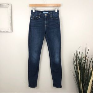 7 for All Mankind b(air) The Skinny Jeans